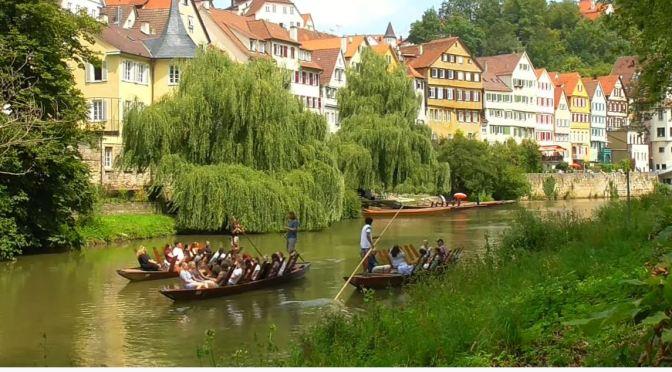 City Views: Tubingen – Southwest Germany