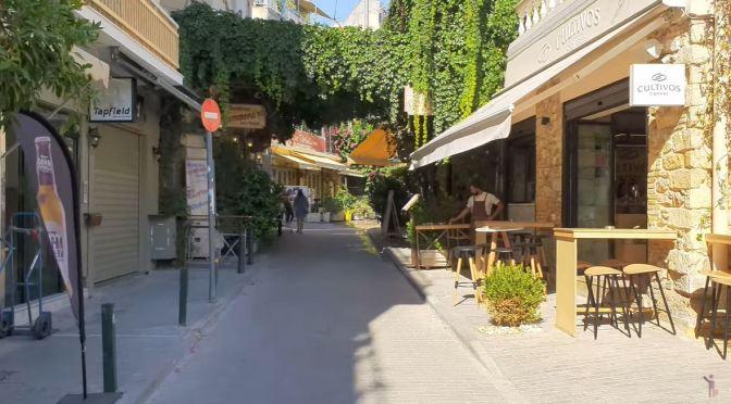 Walking Tours: Athens – Southeastern Greece (4K)