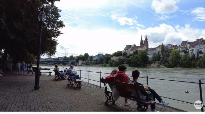 Walking Tour: Basel – Switzerland (4K Video)