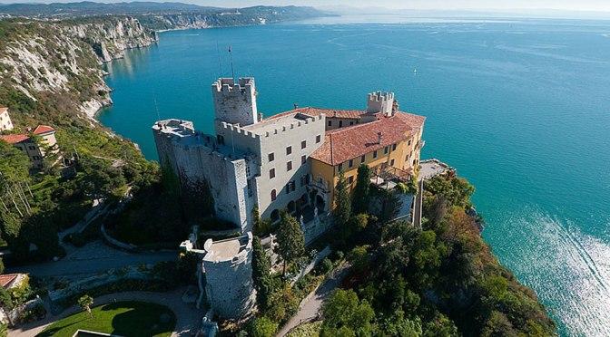 Tours: Duino Castle – Gulf Of Trieste In Italy (4K)