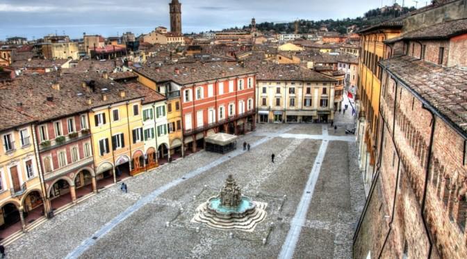 Walking Tours: Cesena – Northern Italy (4k)