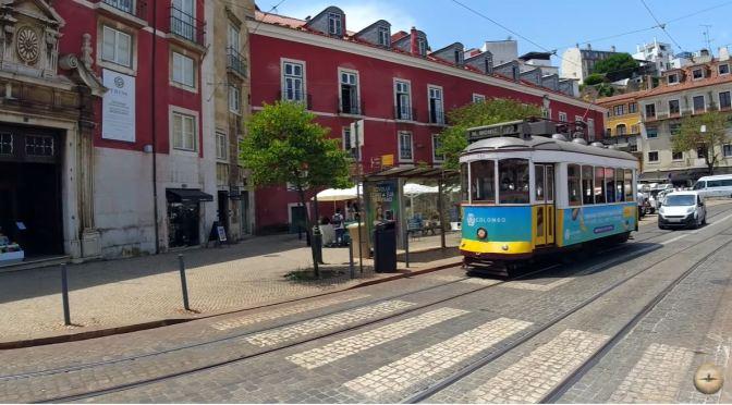 Walking Tours: Lisbon – Southern Portugal (4K)