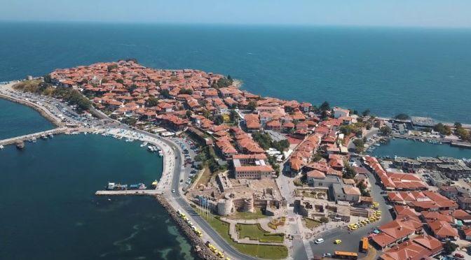 Coastal Walks: Nessebar – Black Sea, Bulgaria (4K)