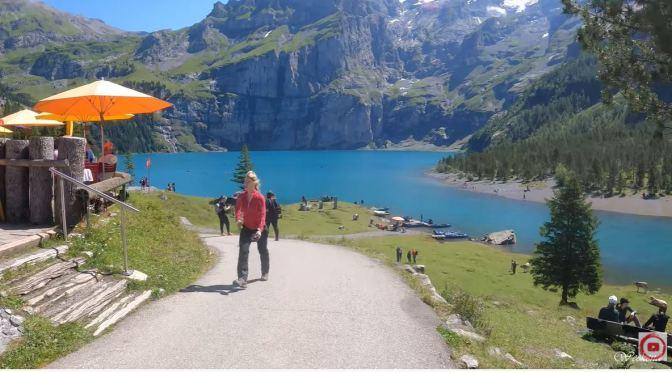 Lake Walks: Oeschinensee – Switzerland (4K Video)