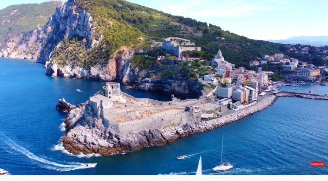 Travel Views: Portovenere – Northwestern Italy (4K)