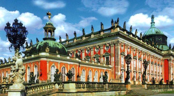 Walking Tour: Potsdam – Northeast Germany (4K)