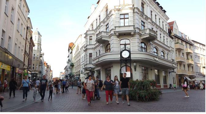 City Walking Tour: Toruń – Northern Poland (4K)