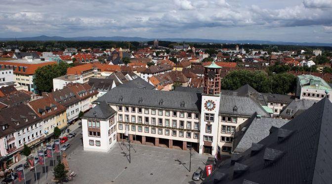 Walking Tours: Worms – Western Germany (4K)