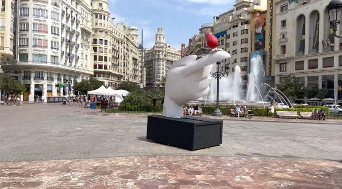 Walking Tour: Valencia – Southeastern Spain (4K)