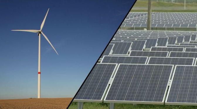 Renewable Energy: The Political Backlash (WSJ)