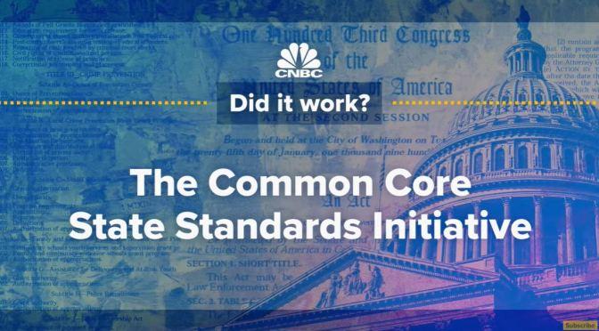 Education: How Common Core Failed In U.S. Schools