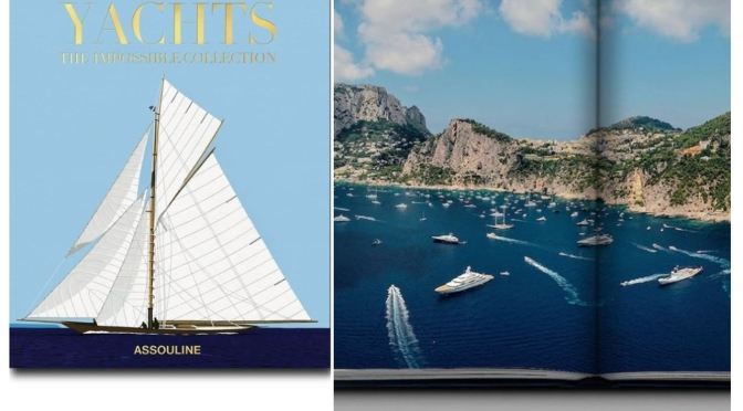 New Photography Books: 'Yachts – The Impossible Collection' (Assouline)