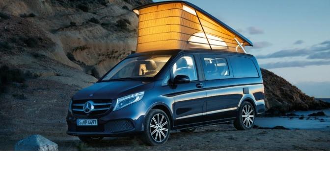 Views: 2022 Mercedes-Benz Marco Polo Camper Van
