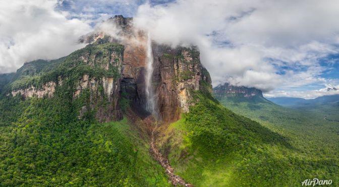 360°Panoramas: Angel Falls – Venezuela (5K)