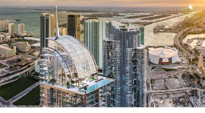 Design: The World's First 'Pandemic-Ready' Building In Miami, Florida (Video)