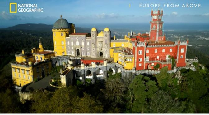 Architectural Tour: The Pena Palace In Portugal