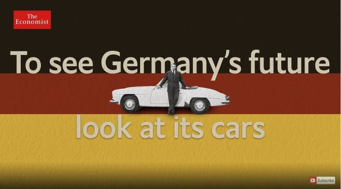 Analysis: The Future Of Germany Is In Its Cars