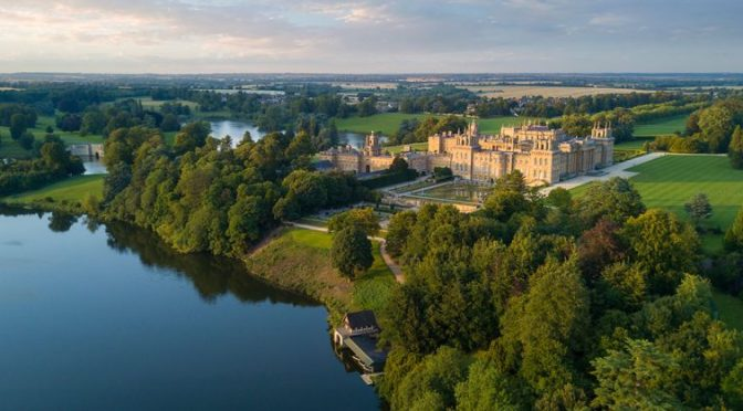 English Country Houses: Blenheim Palace (1725)