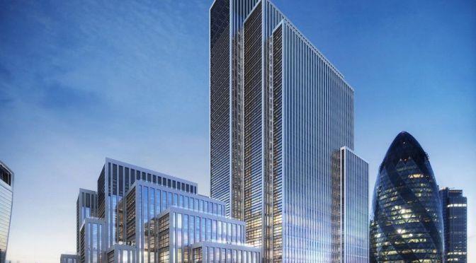 London Design: Building 'Gotham City' Skyscraper