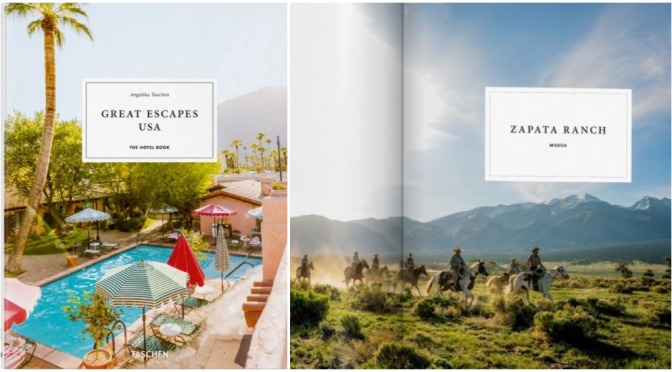 Travel: Great Escapes USA – The Hotel Book (SEP 2021)