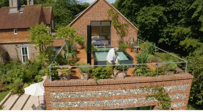 Architecture: 'Inside-Out House' In Westminster, UK