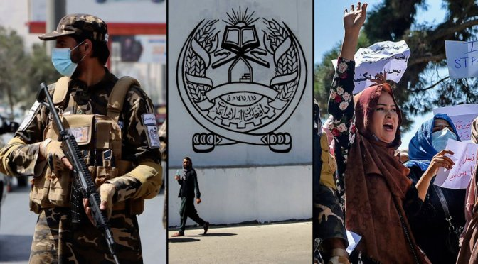 Analysis: How The Taliban Are Changing Kabul (WSJ)
