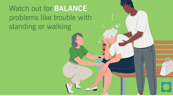 Health: Recognizing A Stroke (Cleveland Clinic)
