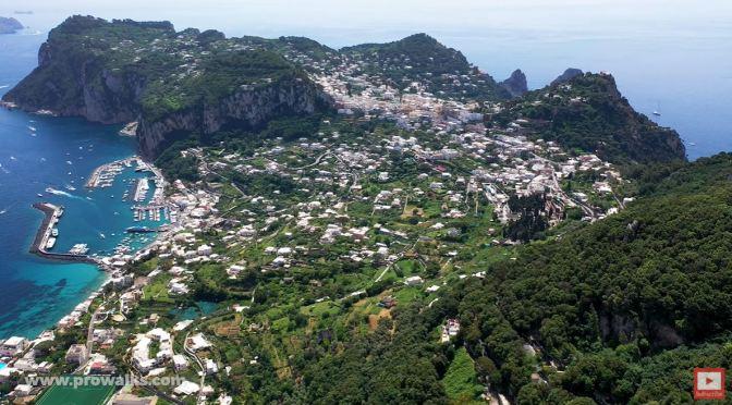 Island View: Capri – Marina Grande To Marina Piccola