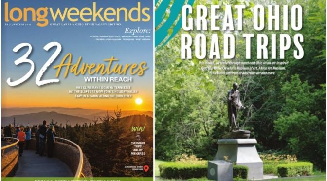 Previews: Long Weekends Magazine – Fall/Winter '21