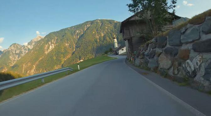 Road Trips: Pustertaler Höhenstraße – 'Balcony Of The Sun' In Austria (4K)