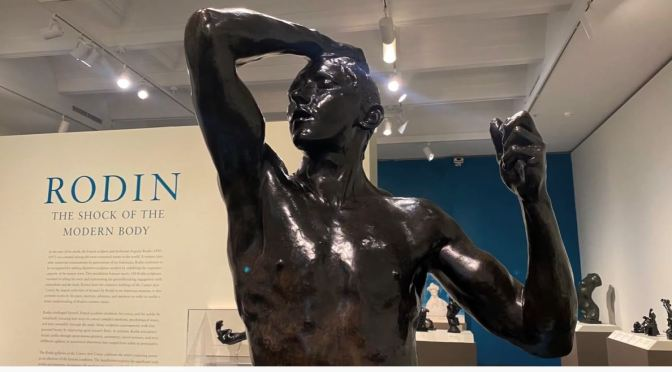 Tours: Rodin Sculptures, Cantor Museum, Stanford