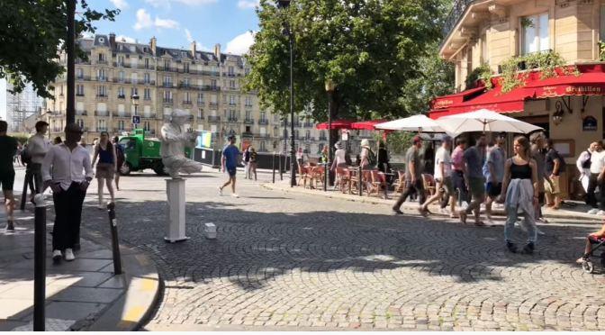 Paris Walks: Île Saint-Louis