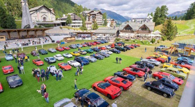 Vintage Views: 'Passione Engadina 2021' – St. Moritz, Switzerland (Video)