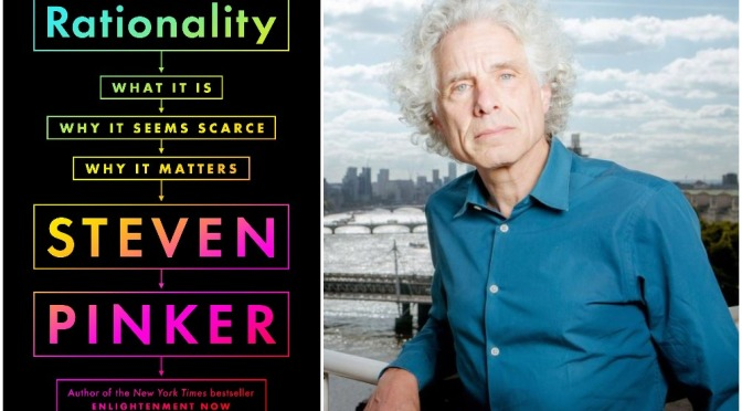 Book Review: 'Rationality' By Steven Pinker (NY Times)