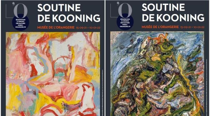 Art Exhibit: 'Chaïm Soutine / Willem de Kooning' At The Musée de l'Orangerie