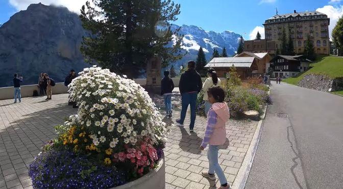 Swiss Alps Village Walks: Mürren & Schilthorn Peak
