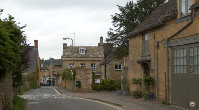 The Cotswolds: History Of Village Of Charlbury