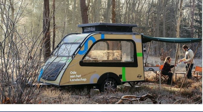 Design: Top 5 Small 2021 Camper Trailers (Video)