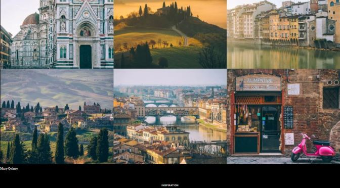 Views: A Video Postcard From Tuscany, Italy