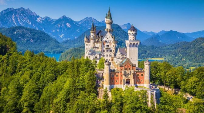 Tourism: Most Popular States In Germany (Video)