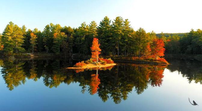 Seasonal Views: Best Of Autumn In New England