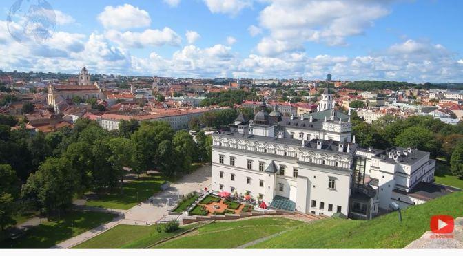 Travel Views: Vilnius – Capital Of Lithuania (4K)