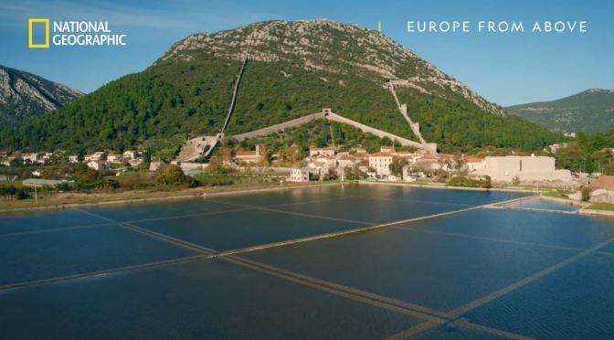 Views: The Ancient 'Salt Pans' Of Ston, Croatia