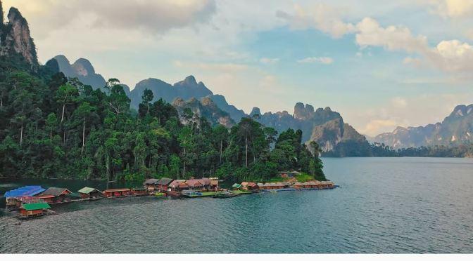 Views: Khao Sok National Park – South Thailand (4K)