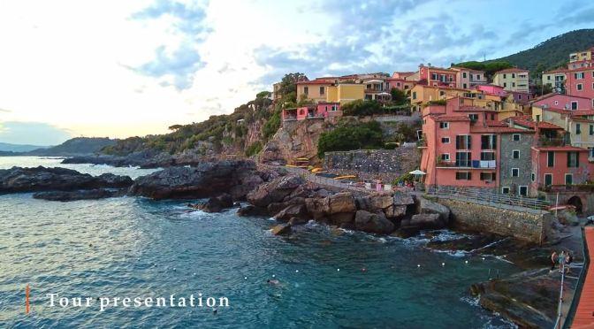 Village Walks: Tellaro In Liguria, Northwest Italy