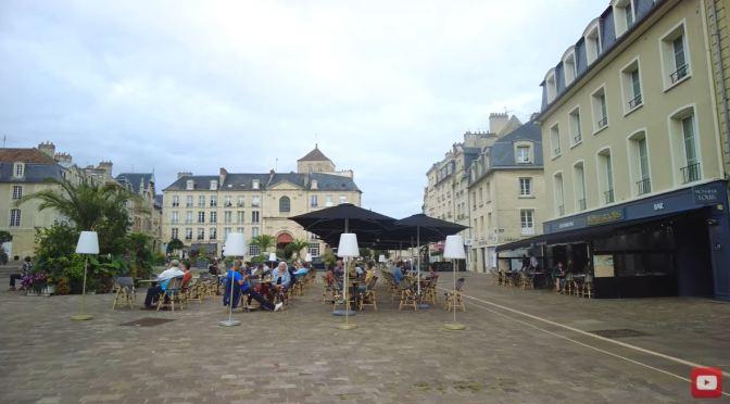 Walking Tour: Caen In Normandy, France (4K)