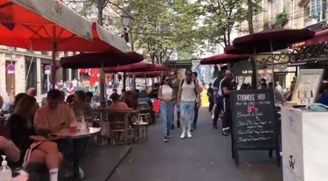 Paris Walks: 'Le Marais'