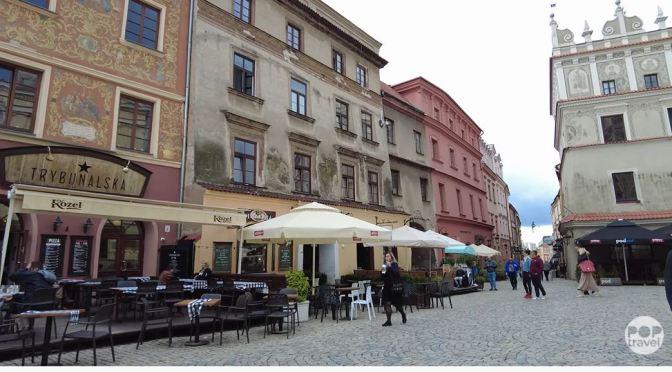 Walking Tours: Lublin In Southeastern Poland (4K)