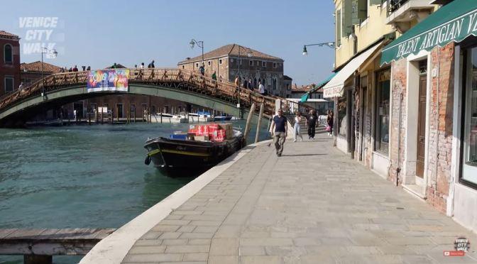 Walking Tour: Island Of Murano In Venice, Italy