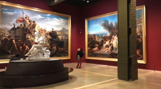 Tours: The Musée d'Orsay In Paris, France (4K Video)